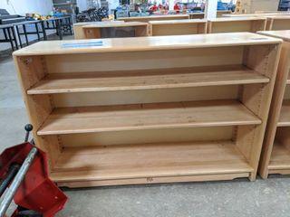 Wooden Bookshelf  30000E4136