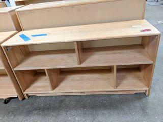 Wooden Bookshelf  3000E4129