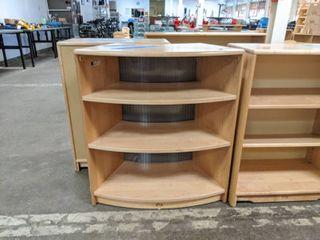 Wooden Bookshelf  30000E4141