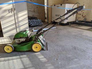 John Deere JS25 Push Mower 190cc