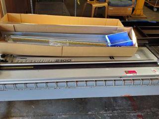 Fletcher 2100 Mat Cutting System