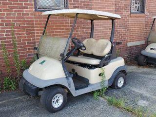 Club Car Battery Powered Golf Cart