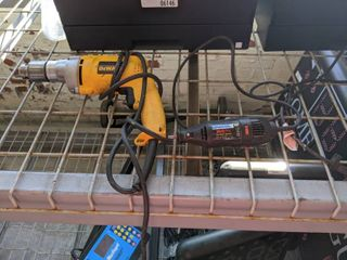 DeWalt 1/2 Inch VSR Drill Type2, Multipro Dremel Variable Speed