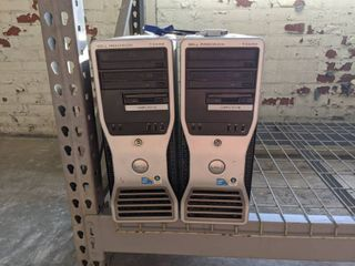 (2) Dell Vista Ultimate OEMAct Towers