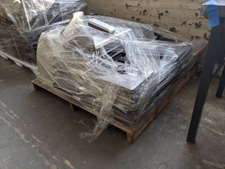 Pallet Of Assorted Computer Components, Monitors, Laptops, And More