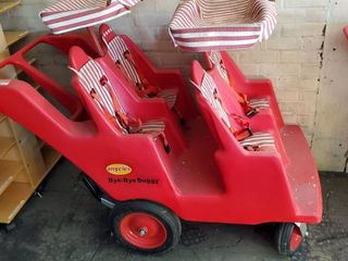 4 Passenger Bye Bye Buggy With Canopy