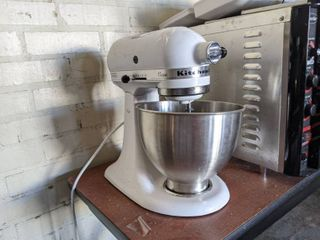 Kitchen Aide Mixer K45SSWH