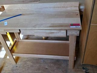 Kids Wood Workbench