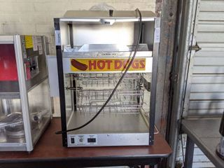 Cooking/Hot Food Storage Equipment Model 1700 (SS-85)
