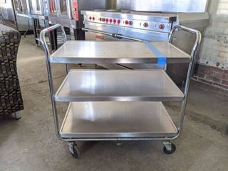 Volrath Stainless Steel Rolling Cart