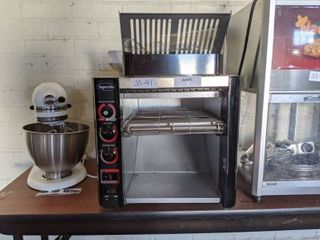 ApwWyott Toaster XTRM-2 And Hamilton Beach Meat Slicer Model 74375 (SS-41)