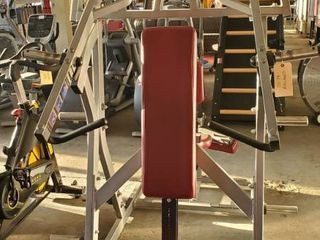 Hammer Strength Lateral/Chest/Back
