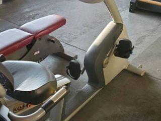 Precor Recumbent Bike (SS-22)