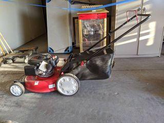 Troy-Bilt Push Mower 21 Inch Cutting Deck 11A-B290711