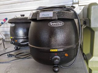 Superior Soup Warmer/Cooker SSWC (SS-50)