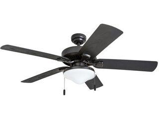 Honeywell Belmar 52  Bronze Indoor Outdoor lED Ceiling Fan  Retail 132 49