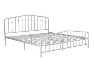 The Gray Barn latigo Metal Platform Bed  Retail 283 99