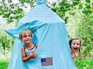 HAPPYPIE Kids Outdoor Waterproof Tree Play Tent  space tent