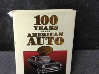 100 Years Of The American Auto Book