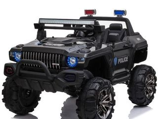 Missing Wheels  Seats  light Bars  Remote  Aosom 12V 2 seat Ride On SUV Truck with Remote Control Retail 311 99