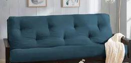Porch   Den Owsley Full size 8 inch Futon Mattress  Retail 171 49