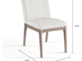 Carson Carrington lulea Mid century Dining chairs  Retail 165 99