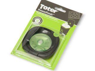 Toter PowerFresh Trash Can Odor Eliminator
