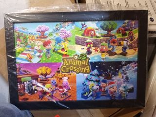 Poster Foundry Welcome to Animal Crossing 20x14