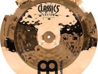 Meinl Cymbals CC18EMCH B Classics Custom Extreme Metal 18  Brilliant China