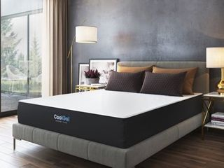 Modern Sleep 10 5 Inch Cool Gel Memory Foam Mattress  King