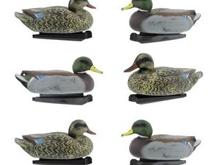 RC Duck Decoy Mallard Decoys   Duck Decoys Mallard Duck Hunting Decoys 6 Pc