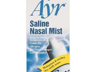 Ayr Saline Nasal Mist   1 69 oz