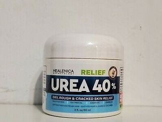 HEAlENICA DERMATOlOGY RElIEF UREA 40  2 OZ