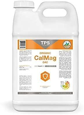 Organic Cal Mag OAC Plant Nutrient Supplement by TPS Nutrients  2 5 Gallon