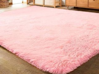 lOCHAS Ultra Soft Indoor Modern Area Rugs Fluffy living Room Carpets for Children Bedroom Home Decor Nursery Rug