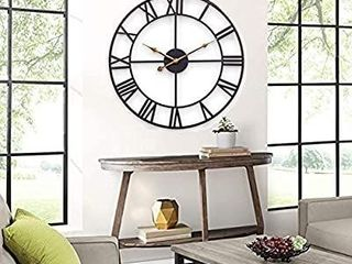 18 inch Home Decor Wall Clock for living Room