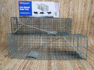Set of (3) Animal Live Traps {1C}...