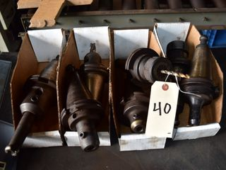 Lot of Toolholder 50 Taper