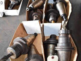 Lot of Misc. Toolholders