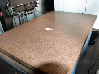4'X6' Granite Table