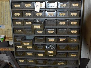 Tool Drawers with contents