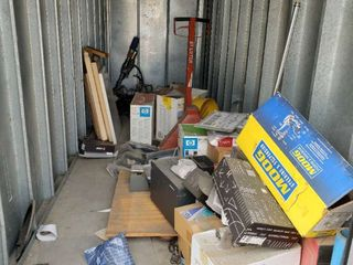 Sentry Storage Solutions Storage Auction