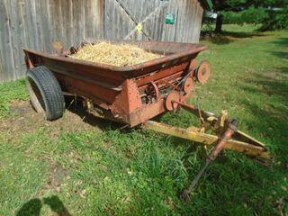 Chuck Kaczynski Retirement Farm Auction