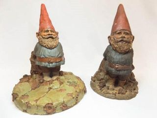 Tom Clark Gnome Figurines  2