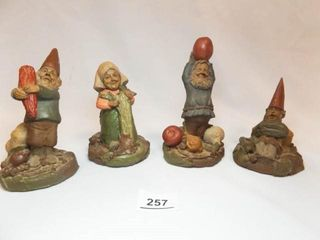 Tom Clark Vegetable Figurines  4