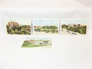 Postcards  Enid  OK  Courthouse  4