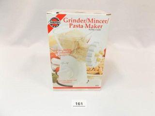 Norpro Grinder Mincer Pasta Maker