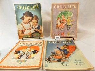 1939 Child life Magazines  4