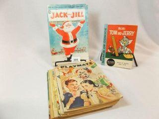 1950 s Playmate Magazines  Jack   Jill  Comic  10