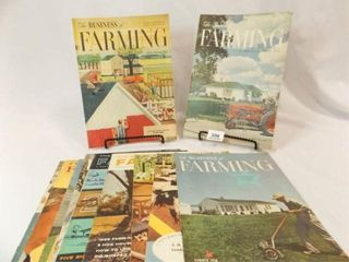 40 s  50 s Business of Farming Magazines  12